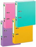 Lever Arch Files display folder a4 binder dividers, Document Organiser, 4 Pack