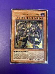 Yu-Gi-Oh! - Rara Ultimate - ITA Yubel Terrore Incarnato Ptdn-it007 Demone