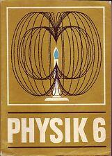 DDR Lehrbuch 6. Klasse/Physik/Volk und Wissen 1976