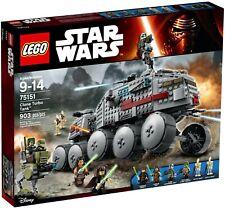 LEGO STAR WARS  75151  CLONE TANK TURBO        NEUF/ NEW / NIEUW