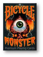 Bicycle Monstruo Jugando a las Cartas Póquer Juego de Cartas