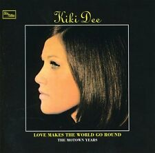 Kiki Dee - Love Makes The World Go Round The Motown Years [CD]