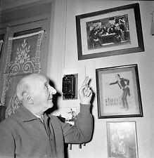 RIS ORANGIS c.1955 - E. Delly's Fondation Dranem - Négatif 6 x 6 - N6 IDF27