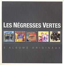 Les Negresses presentano-ORIGINAL ALBUM SERIES 5 CD NUOVO