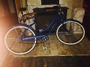 1950's Womens Antique Vintage Bike, Blue, very clean, All original parts!