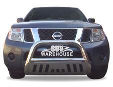 Wynntech Bull Bar Front Bumper Guard Protector For Nissan Pathfinder 2008-2012