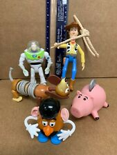 Lot of 5 Disney Burger King Toy Figurines from Toy Story