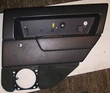 Volvo 850 Türpappe Türverkleidung hinten rechts Teilleder door panel, rear right