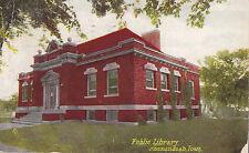 Shenandoah, Iowa - Public Library