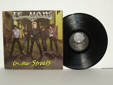LE MANS On The Streets LP 1983 Lemans Derek Frigo Hells Halls Hard As A Rock