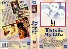 This Is My Life (1992) VHS Fox 1a Ed. ITALIANA