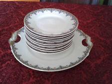 service a dessert ancien porcelaine de limoges