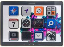 Samsung SM-T805 Galaxy Tab S 10.5 Black *gut* 16GB LTE 4G Tablet (N79838)