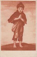 Postkarte - Ludwig von Zumbusch / Der bittende Knabe
