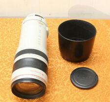 Canon EF 100-400m f/4.5-5.6 L IS USM  Auto-Focus Zoom Lens NICE !!!