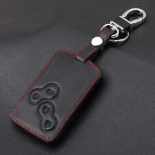 Voiture en Cuir Smart Key Case Housse de Protection pour RENAULT CLIO SCENIC MEGANE