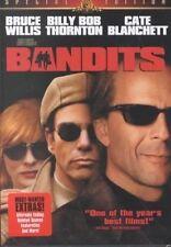 Bandits 0027616873859 With Bruce Willis DVD Region 1