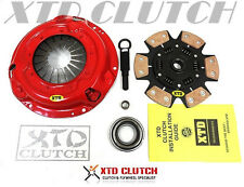 XTD STAGE 3 CLUTCH KIT FITS FOR NISSAN 240SX KA24E KA24DE