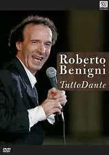 ROBERTO BENIGNI - Tutto Dante Vol. 3 (3 Dvd) GENERAL VIDEO