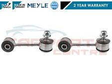 FOR VW GOLF MK4 1.9 GT TDI FRONT LEFT RIGHT ANTIROLL BAR STABILISER DROP LINKS