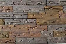 Set 6 ABS Plastic Molds Concrete Plaster wall stone tiles CONCRETE MOULD #W06