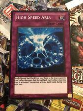 Orica Cosplay card High Speed Aria! custom card! Common!