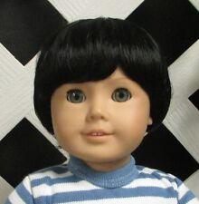 "Doll Wig Monique ""Johnny"" size 12/13 in BLACK - (Unisex)"