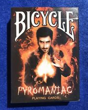 Bicycle Pyromaniac Playing Cards by Collectable Playing Cards USPCC