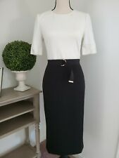 Ted Baker Black And White Dress, 2 - New