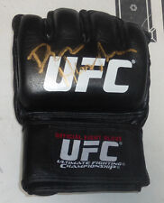 Dan Henderson Signed Official UFC Fight Glove PSA/DNA COA Pride Autograph 100 93