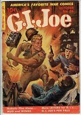 G.I. Joe #26 War Comic Ziff Davis from 1953 VG