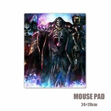New Anime Overlord MousePad Computer Mouse Pad Game Play Mat Mouse Mat  20×24 cm