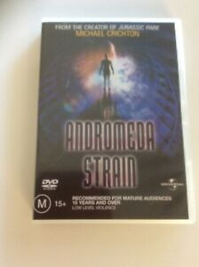 The Andromeda Strain DVD RARE Regions 2 and 4