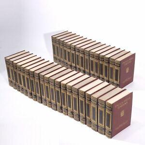 Enciclopedia Italiana Treccani  Edizione 1949: 36 volumi (35 voll, Indice)