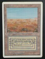 Scrubland / Steppa UNLIMITED - Rare Card - MTG Magic The Gathering #3