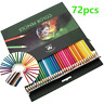 72X Oil Artist Drawing Pencils Base Blendabl Sketching Set Sketch Colouring Book