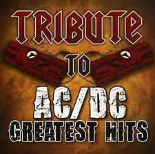 Tribute To Ac/Dc's Greatest Hits - Ac/Dc Tribute (2010, CD NEUF)