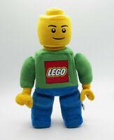 "Lego Man Doll Plush Toy NICE!!! 12"" Free Shipping"