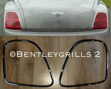 Flying Spur Chrome Tail Light Trims for Bentley Continental Flying Spur 06-13