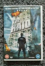 The Raid (DVD) 2011 - Iko Uwais - Indonesian Action Film