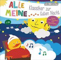 ALLE MEINE KLASSIKER ZUR GUTEN NACHT   CD NEW