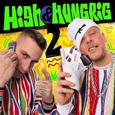 GZUZ & BONEZ - HIGH & HUNGRIG 2   CD NEU
