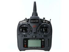 Spektrum dx9 Black Edition 2,4ghz dsmx sólo transmisor-spmr 9910eu
