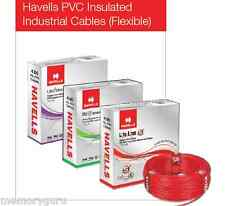 Solar Panel Compatible  Life Line Cable Havells 6 SQMM Single core 10 Metres