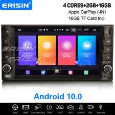 Android 10.0 auto estéreo Toyota Corolla ex RAV4 Vios Yaris Prado Highlander Hilux