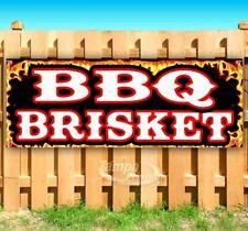 Bbq Brisket Advertising Vinyl Banner Flag Sign Many Sizes Usa