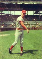 Tom Carroll--Cincinnati Reds--5 x 7 Color Photo