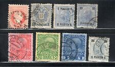 AUSTRIA EUROPE  STAMPS   USED LOT  30805
