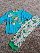 Boys peppa pig pyjamas Age 3-4