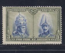 ESPAÑA (1928) NUEVO SIN FIJASELLOS MNH - EDIFIL 405 (3 cts) CATACUMBAS - LOTE 4